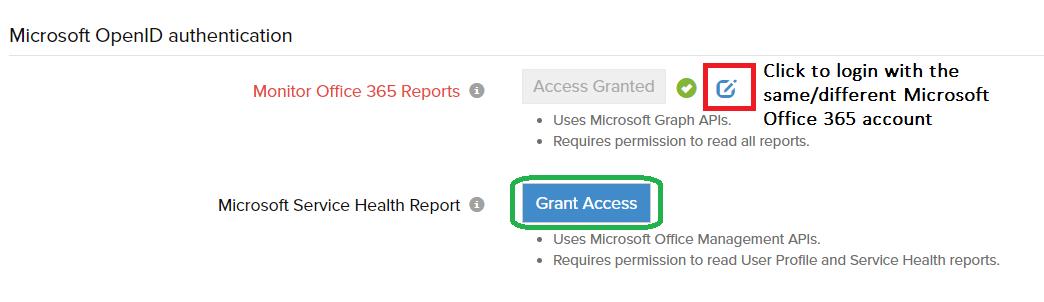 Office 365 | Online Help Site24x7