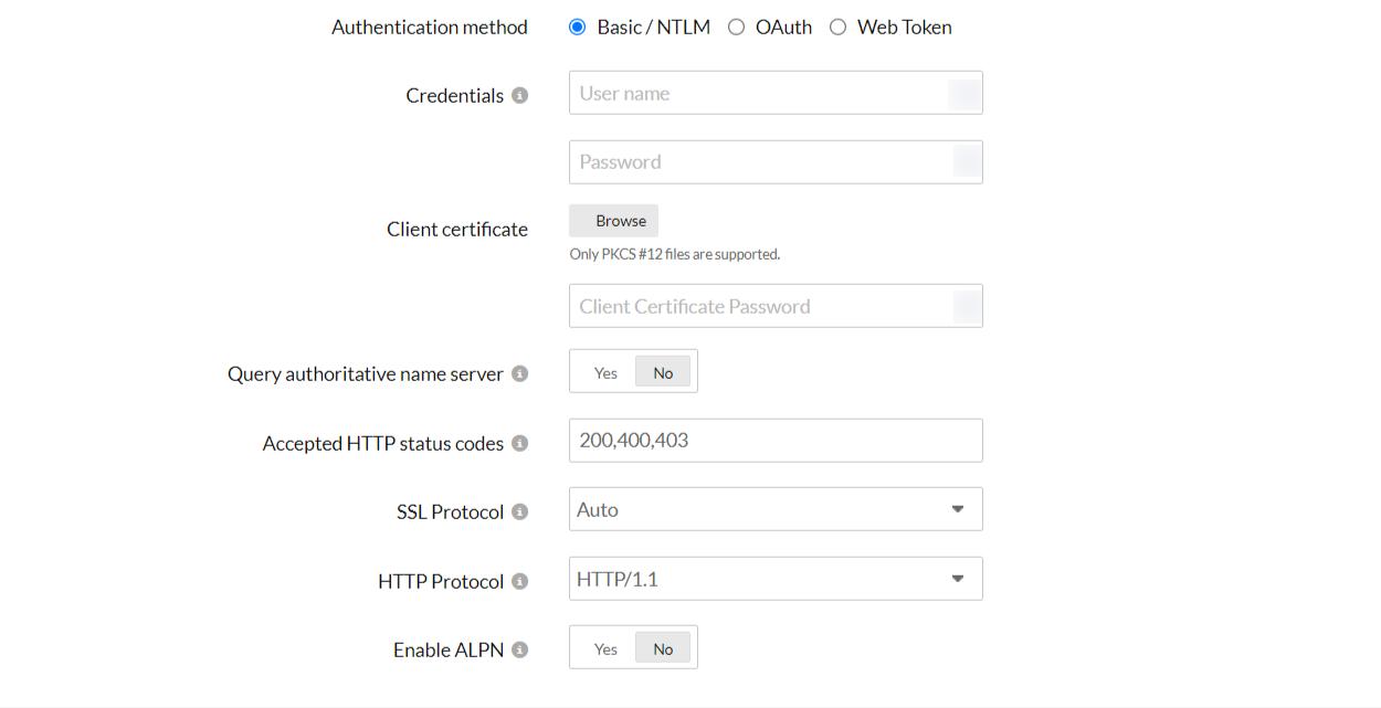REST API | Online Help Site24x7