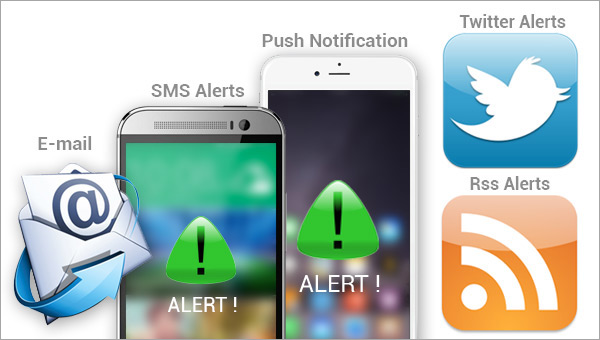Alerts and Notifications