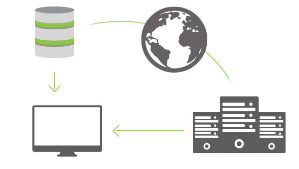 DNS Server Pemantauan